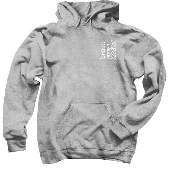 grey pullover loving adeline
