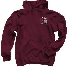 hoodie unisex loving adeline